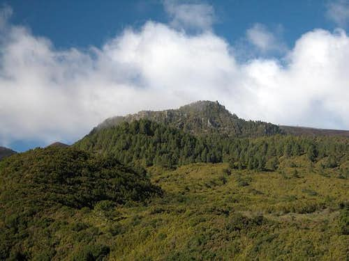 Pico Nambroque seen from...