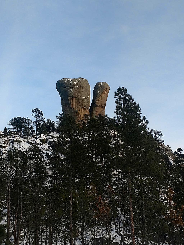 Beecher Rock