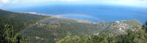 La Palma is a great place for...