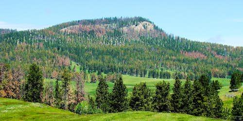 Flag Mountain