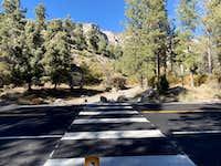 Fletcher Canyon Trailhead