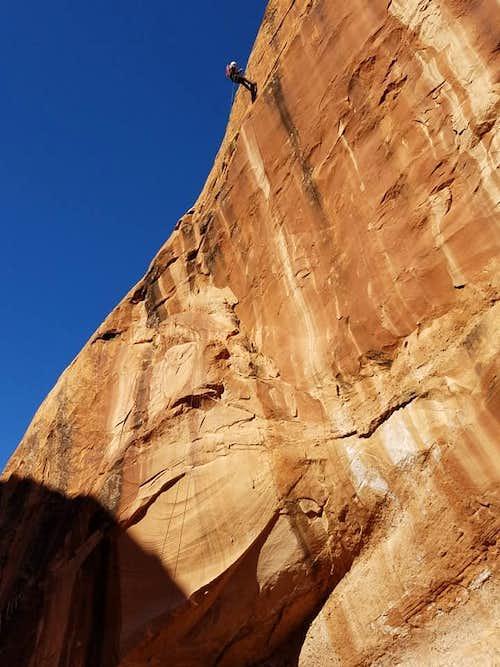 Bow and Arrow Canyon