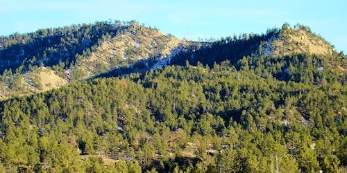 Brady Peak (4298)