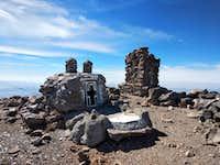 Sierra Negra summit (4580 m a.s.l.)