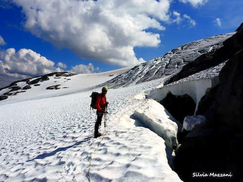 Falketind via Pionerruta, start of the climb