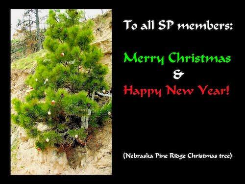 Merry Christmas SummitPost!