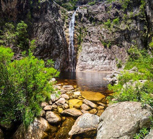 rabo de cavalo waterfall