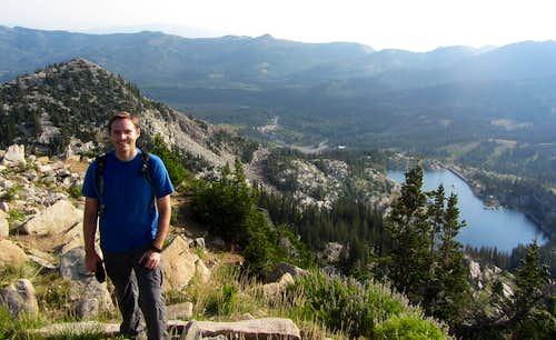 Mount Tuscarora summit view
