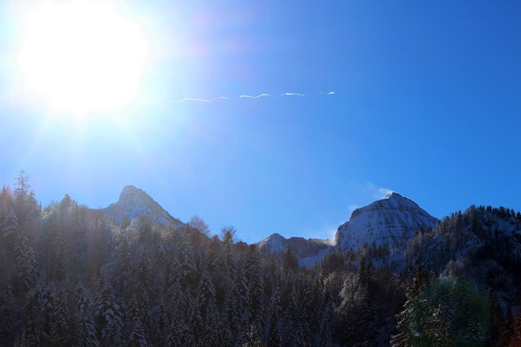 Xmas in Ruhpolding: Sonntagshorn (1961m)