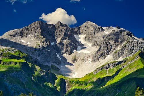 Braunarlspitze, 2649 m)