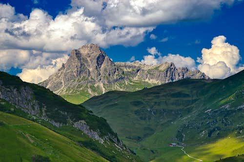 Grosser Widderstein, 2533 m