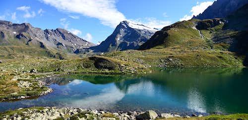 Incliousa Lake