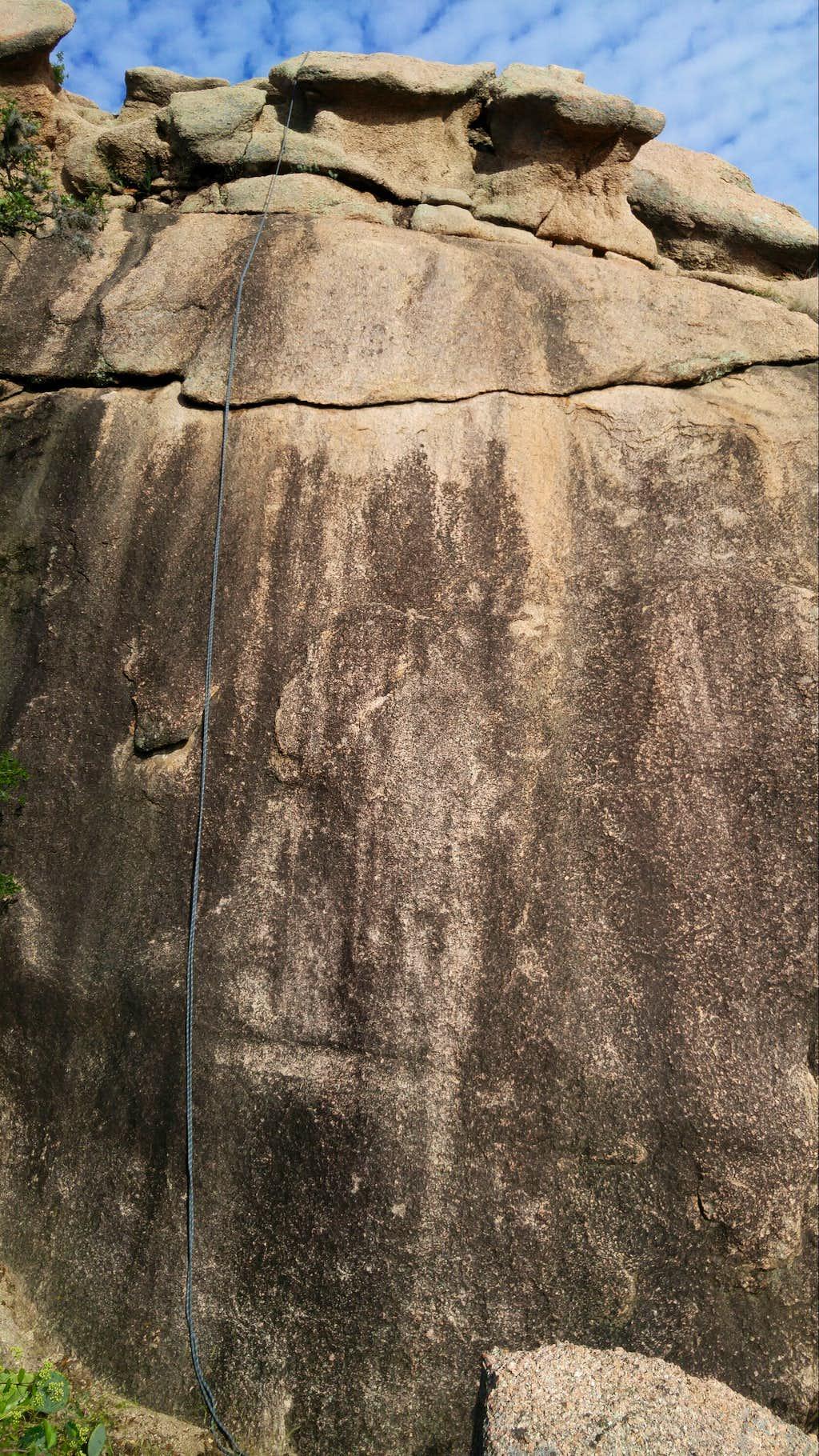 All-Bran Wall