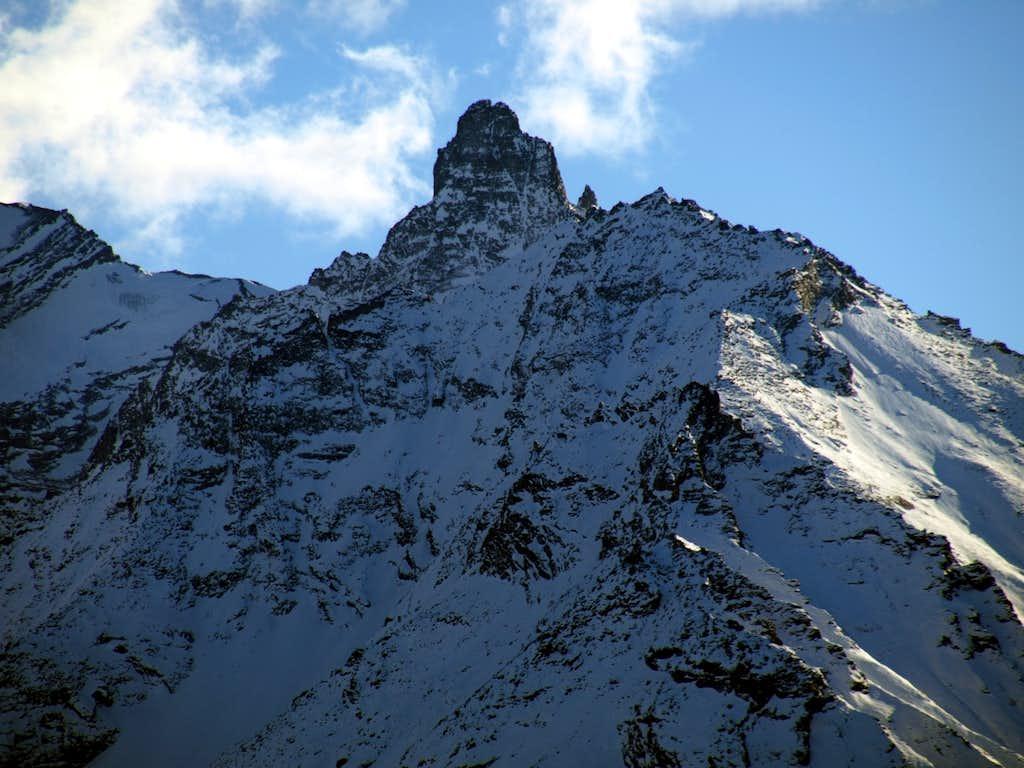 WINTER (2019) Grand Nomenon above Mont Favret or Ruje