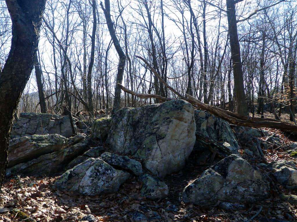Wishbone Peak