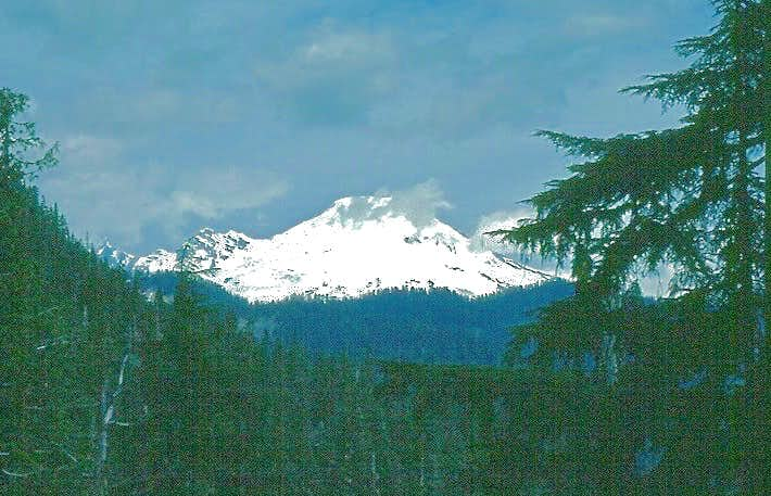 Mount Baker from the south