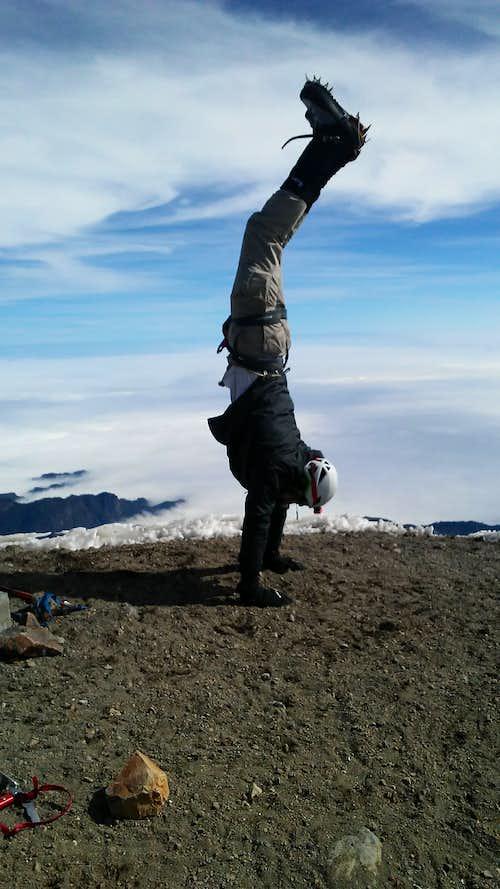Pico de Orizaba - December 12-18, 2018