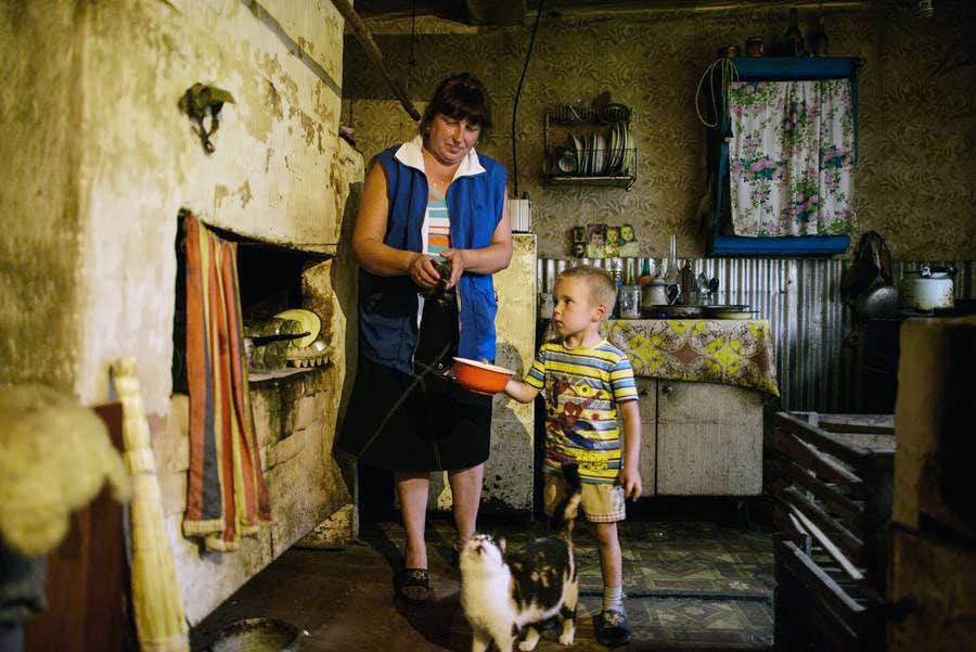 Poverty in Russia