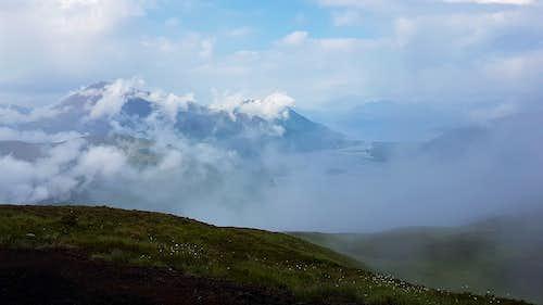 Cloudy Beinn a'Bheithir