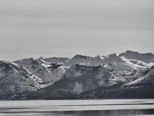 Black and White of Tahoe