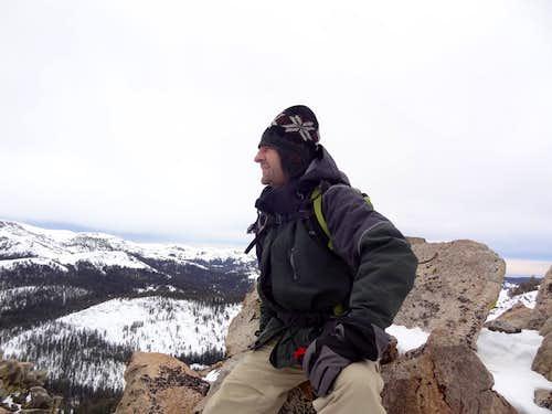 Waterhouse Peak Snowshoe