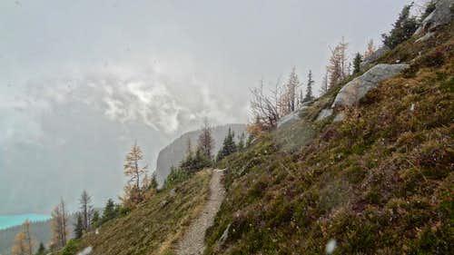 Mount St Piran trail ~ Alberta Canada