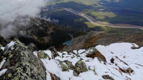 Banff Canada ~ Mt St Piran