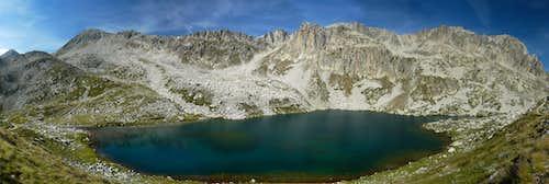 Lago soprano di Fremamorta