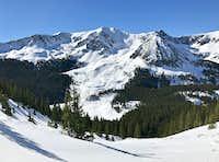 Lake Fork Peak from Wheeler