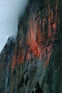 El Cap gets a last glimmer of...