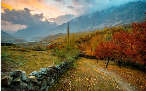 Beautiful Story of Hunza Valley Pakistan