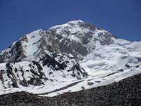 Raghshur 6089m (West Face)