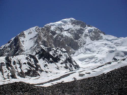 Raghshur - Lang Shar 6089m (Unclimbed)