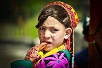 A Kalash Girl