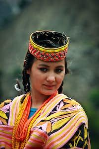 A Kalash Lady