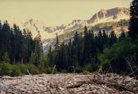 Whatcom Peak and Easy Ridge, 1987