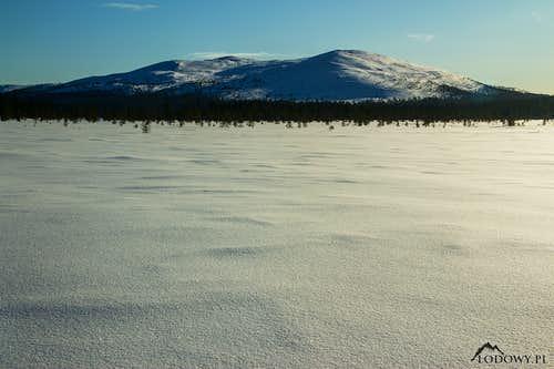 Mount Hammastunturi