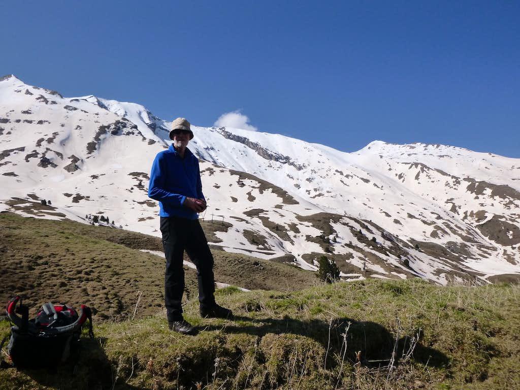 9 - Ken and the ridge