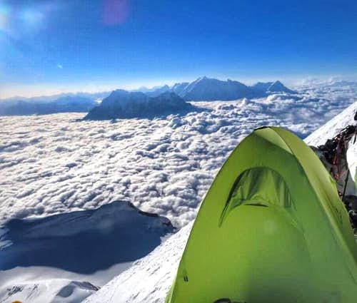 Dhaulagiri, Life and Death on the 7th tallest peak in the world