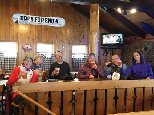 Guinn Mountain Hut Chili Fest