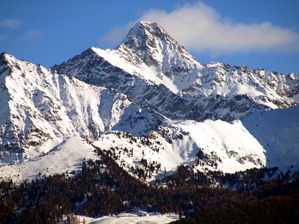 WINTER (2019) Mont Valaisan & Pic Garin