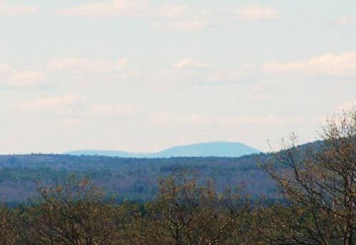 View of Mt. Kearsarge from...
