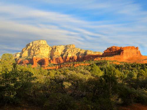 Long Canyon & Mescal Mountain Trails