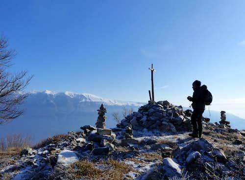 Summit of Cima Comèr