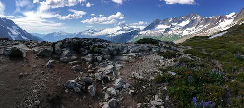 Forbidden Peak, et al