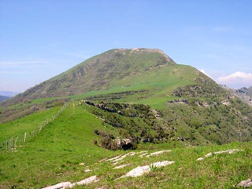 View of Alpesisa from South