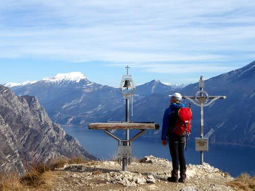 Summit of Monte Bestone