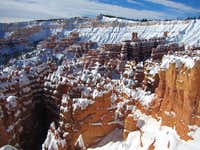 Bryce Canyon in Winter - 11