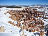 Bryce Canyon in Winter -10