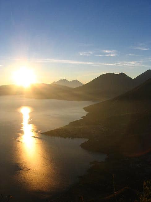 Many people say that Lago de...